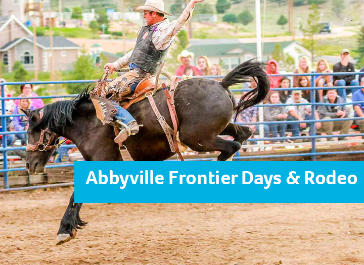 58th Annual Abbyville Frontier Days & PRCA Rodeo Photo - Click Here to See