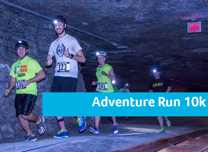 Salt Trifecta 2020: Strataca Adventure Run 10K Photo - Click Here to See