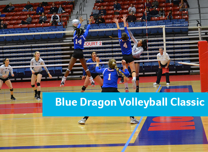 Blue Dragon Volleyball Classic Photo - Click Here to See