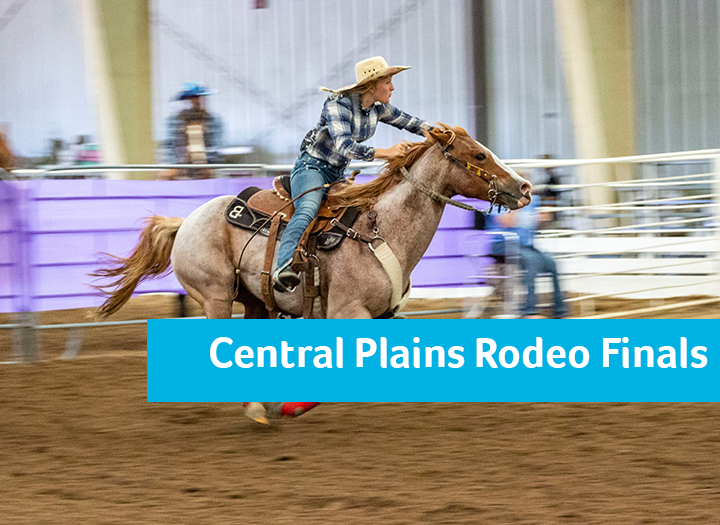 Central Plains Rodeo Association  -  Rodeo Finals Photo - Click Here to See