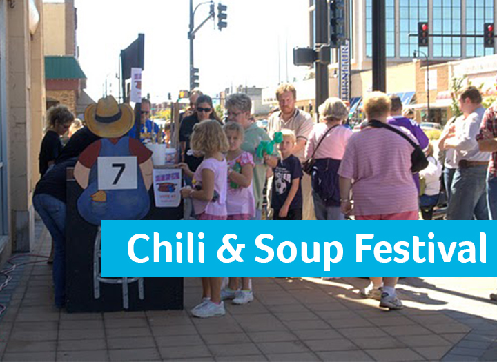 Downtown Hutchinson Chili & Soup Festival Photo - Click Here to See