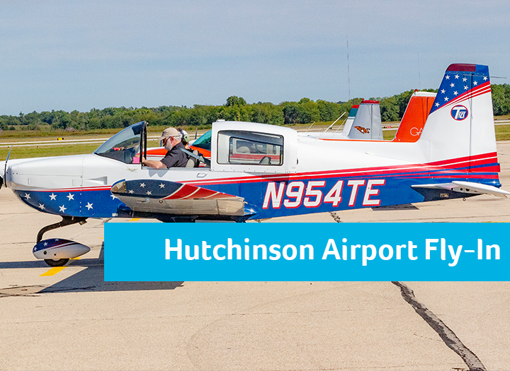 Hutchinson Regional Airport Fly-In Event - POSTPONED Photo - Click Here to See