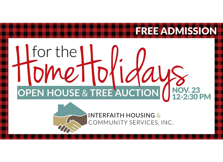 3rd Annual Home for the Holidays Open House & Tree Auction Photo