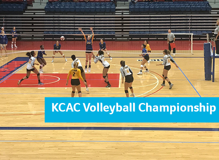 KCAC Volleyball Championship Photo - Click Here to See