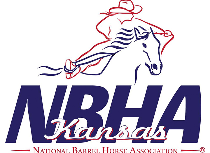 Kansas National Barrel Horse Association Multi District Show Photo - Click Here to See