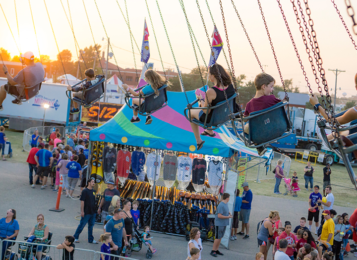 Kansas State Fair - September 6-15 Photo - Click Here to See