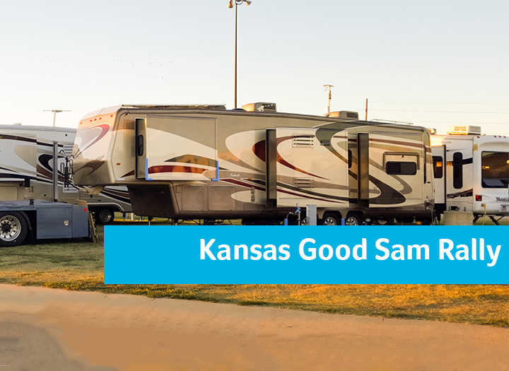 Kansas Good Sam RV Rally Photo