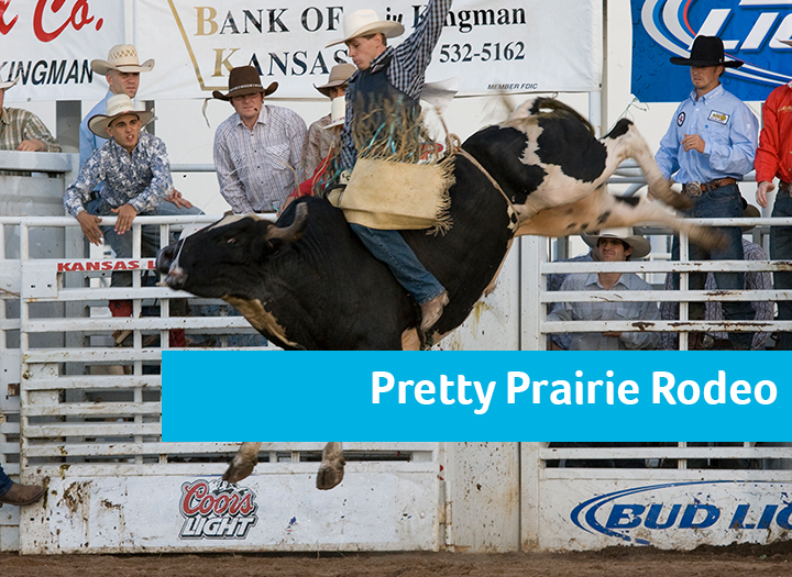 Pretty Prairie Rodeo Photo - Click Here to See