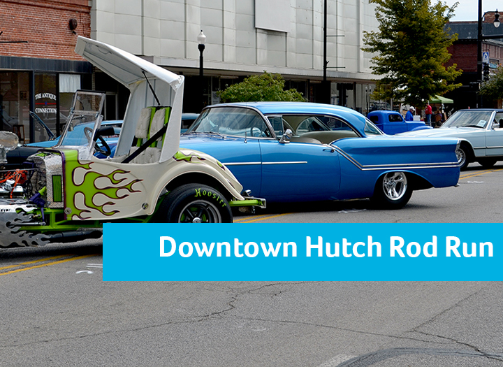 Event Promo Photo For Downtown Hutchinson Rod Run