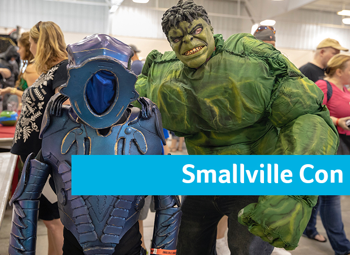 Smallville Con 2019 Photo - Click Here to See