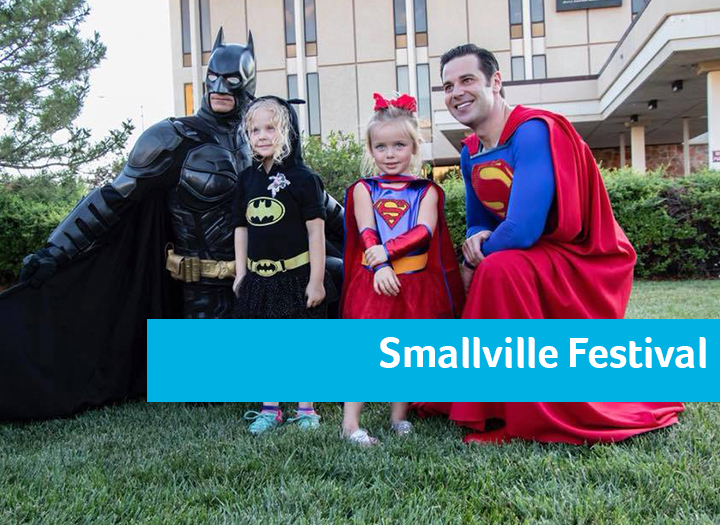 Event Promo Photo For Smallville Festival