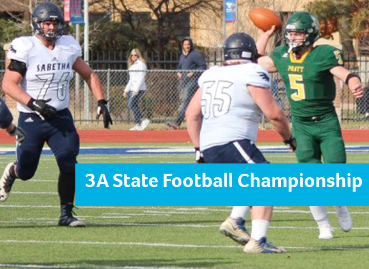 KSHSAA 3A State Football Championship Photo