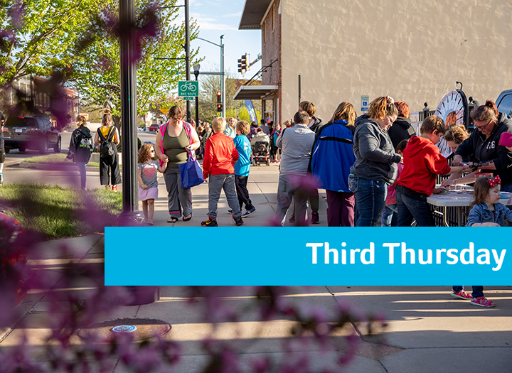 Third Thursday 'Active Communities' Photo - Click Here to See