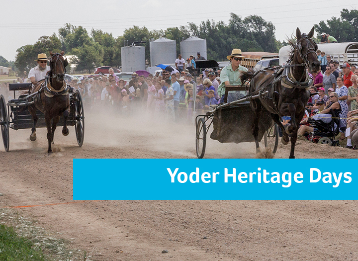 Yoder Heritage Day Photo - Click Here to See