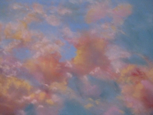 Sunset Clouds by Constance Gehring