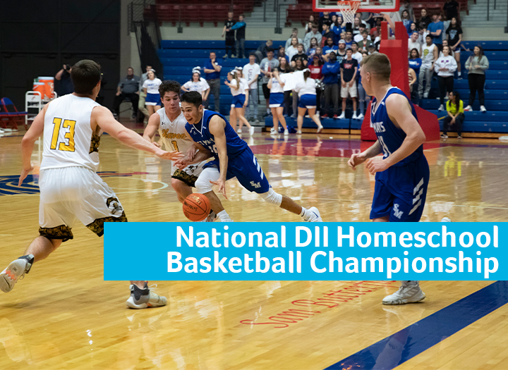 National DII Homeschool Basketball Tournament Photo - Click Here to See