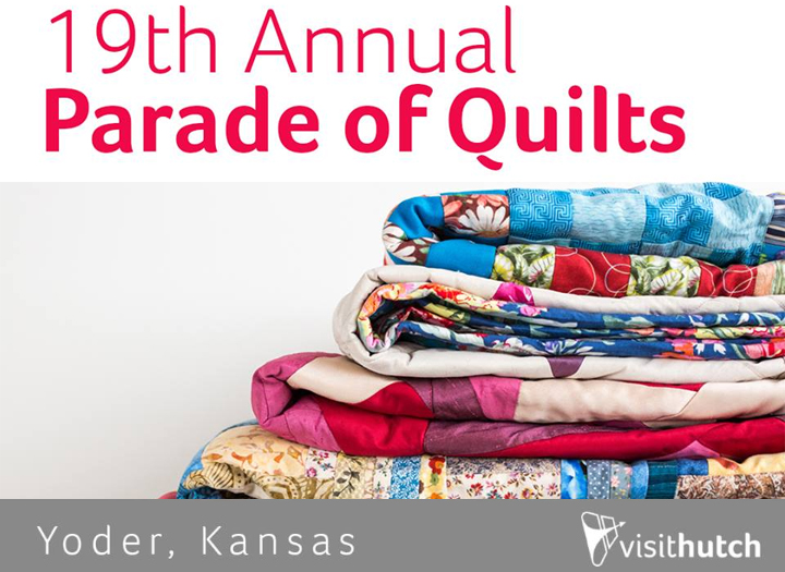 Event Promo Photo For 19th Annual Parade of Quilts