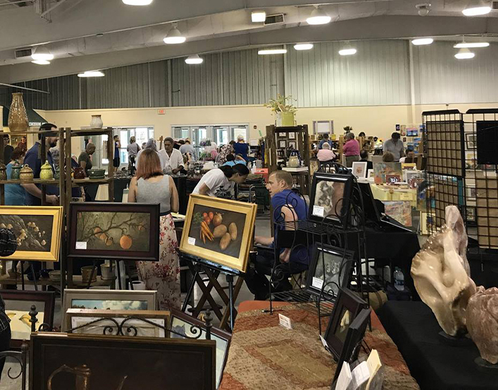 Hutchinson Art Center to host 57th Annual Fine Art Fair Photo - Click Here to See