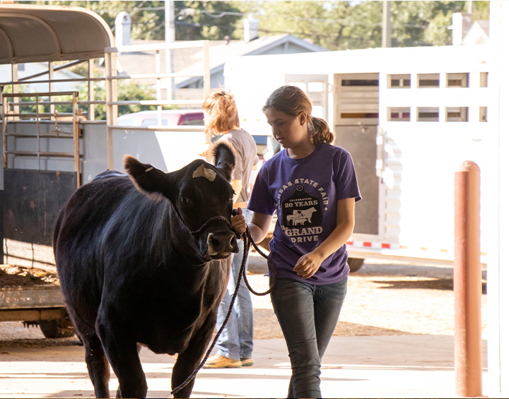 Kansas Junior Livestock Show to Remain in Hutchinson through 2023 Photo - Click Here to See