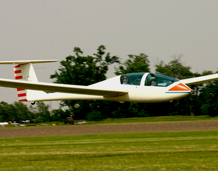 National Soaring Championship to return to Hutchinson After 20 Years Photo - Click Here to See