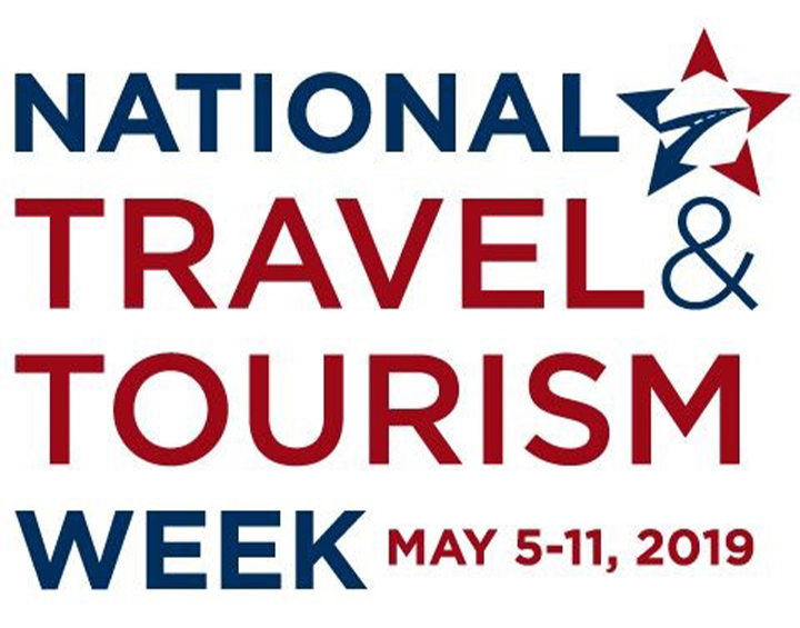 National Travel and Tourism Week Kicks Off May 5 Photo - Click Here to See